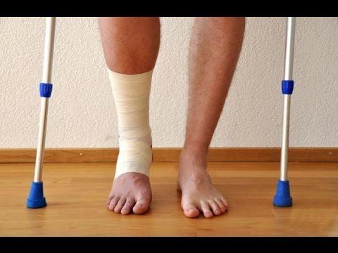 Dureri până la genunchi în osteochondroza lombară