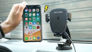 Best Fast Wireless Car Charger Review (Mount + Charge!)