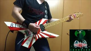 ANGEL DUST  (Loudness) guitar cover