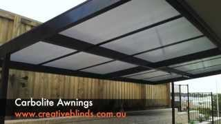 Carbolite Awnings Creativeblinds