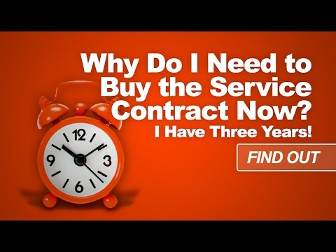 Download Why Should I Buy the Service Contract Now? I Have Three Years of Coverage. Mp4 HD Video and MP3