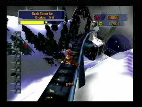 Dark Summit Playstation 2
