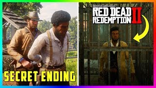 What Happens If You Choose To SPARE Anthony Foreman In Red Dead Redemption 2? (RDR2 SECRET Ending)