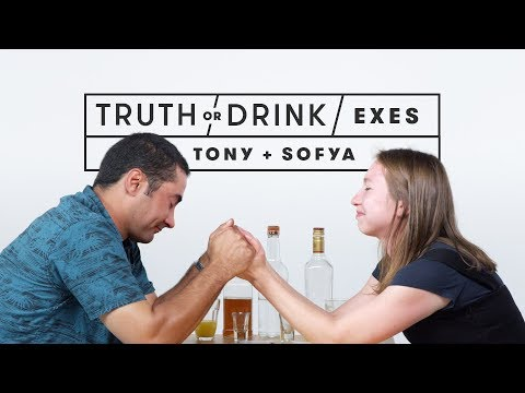 Truth or Drink: Tony & Sofya