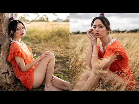 better portrait photography for beginners