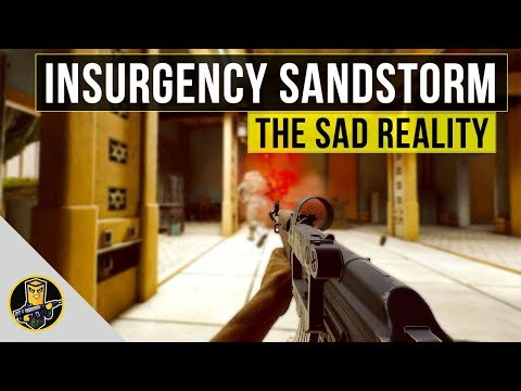 The Sad Reality of Insurgency Sandstorm