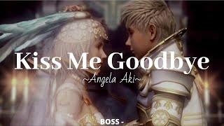 Angela Aki - Kiss Me Goodbye (English ver) // Sub  Español.