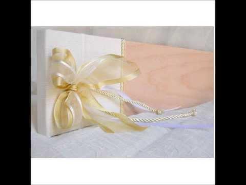 Πρωτότυπο Χειροποίητο Βιβλίο Ευχών Γάμου