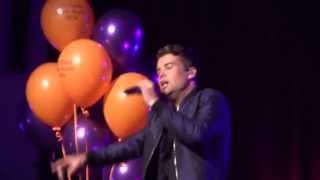 Joe McElderry -  Smile  -  SYSA Tour - Hastings