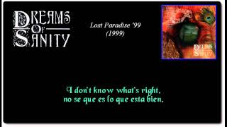 Dreams Of Sanity - Lost Paradise '99 [Subtitulado]