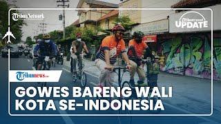 Alasan Wali Kota se-Indonesia Tinggalkan Daerah dan Kumpul di Yogyakarta, Ternyata karena Ini