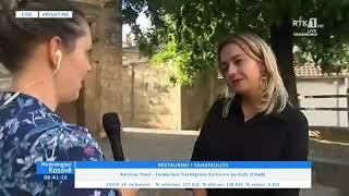 Mirëmëngjesi Kosovë - Drejtpërdrejt - Kaltrina Thaçi 15.09.2021