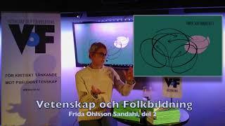 VoF 2017 – Frida Ohlson Sandahl, del 2