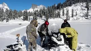 Фото Снегоход Ергаки 2013 февраль HD slideshow