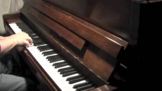 """Spare Me A Little Of Your Love"" by Christine McVie. Piano Tribute."