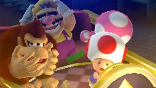 i play mario party 10 until i finally win a game