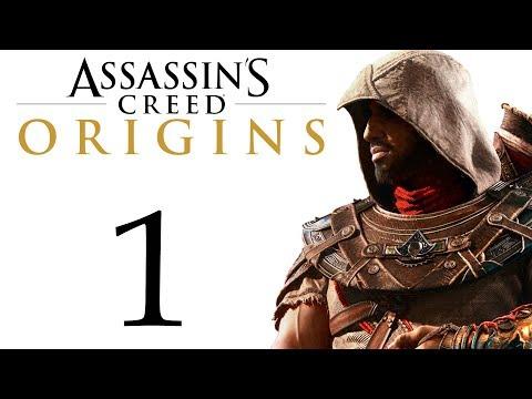 Assassin's Creed: Истоки - Прохождение игры на русском - Возвращение в Сиву [#1] | PC