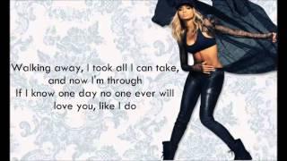 Ciara   I Bet (Ft. Joe Jonas)   Lyrics