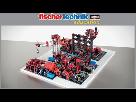 fischertechnik Factory Simulation -536629- product video