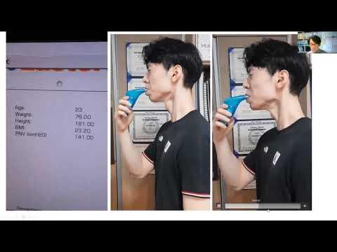[코어트레이닝] PART 2 호흡방법만 바꿔도 코어근력이 강화될 수 있다