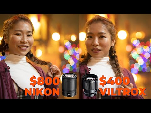 Best Value Nikon Z lens? - Viltrox 85mm f1.8 Review