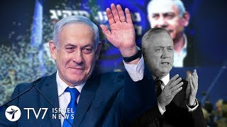 Netanyahu claims election victory, while Syria battles intensify - TV7 Israel News 03.03.20