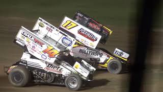 Plymouth Dirt Track Rayce Rudeen Foundation Race Highlights July 30 2020