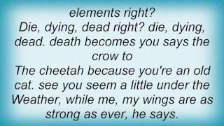 Aceyalone - The Thief In The Night Lyrics