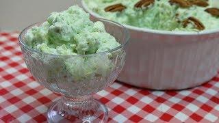 Watergate Salad ~ Retro Recipe ~  Noreens Kitchen