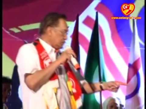 Anwar : Kebangkitan Rakyat ke Putrajaya