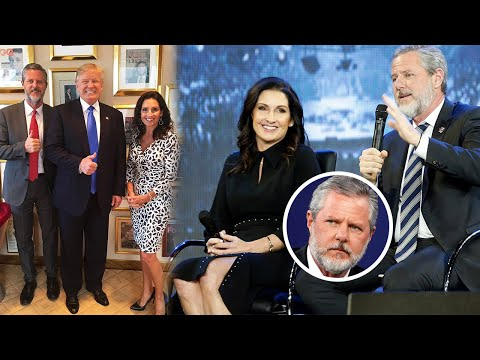 Jerry Falwell Jr Family Video With Wife Becki Tilley