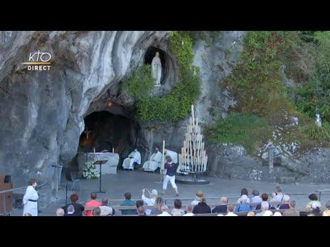 Messe du 27 août 2020 à Lourdes