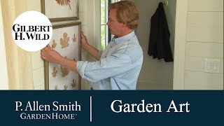 Creating Garden Art | Garden Home (1007)