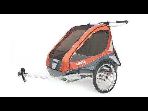 Multisport trailer - Thule Chariot Captain 2