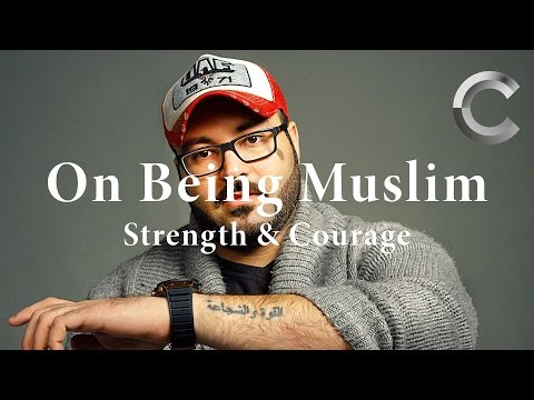One Word - Strength & Courage (Muslim Vets)