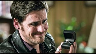 """Hook: """"May I Have Your Blessing To Ask For Emma's Hand In Marriage?"""" (Once Upon A Time S6E12)"""