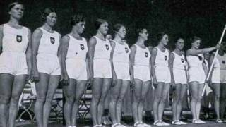 1936 Olympic Games WAG