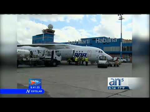 Cubana de aviación reconoce que no tiene aviones para rutas nacionales