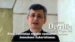 Pappien vuoden video: eukaristia, pappeuden sydän