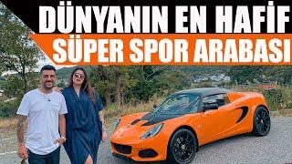 Dünyanın En Hafif Süper Spor Arabası