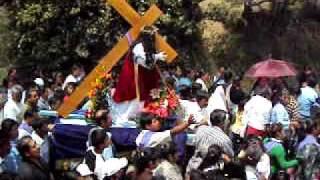 preview picture of video 'Semana Santa en Calpan, Puebla, 2010 (2)'
