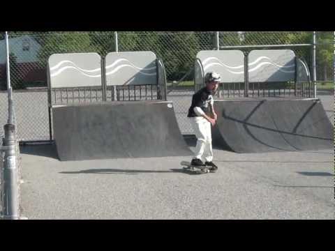 Cockeysville: Summer Skateboarding