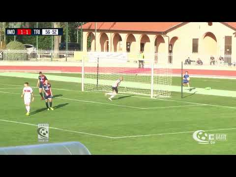 Imolese - Triestina: Highlights