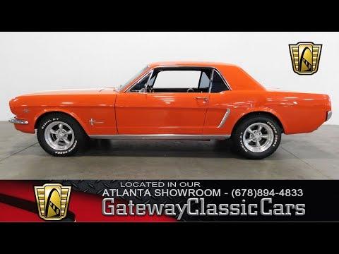 Video of '65 Mustang - LTQ2
