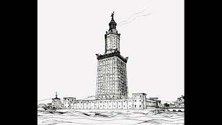 Great Wonders: The Lighthouse at Alexandria: The Pharos in the land of the Pharaoh