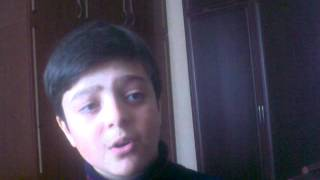 Justin Bieber-Mistletoe(cover by Vazgen Sahakyan)