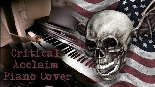 Avenged Sevenfold - Critical Acclaim - Piano Cover