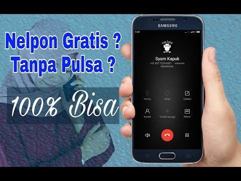 Video Cara Nelpon Gratis Di Android Ke Semua Operator