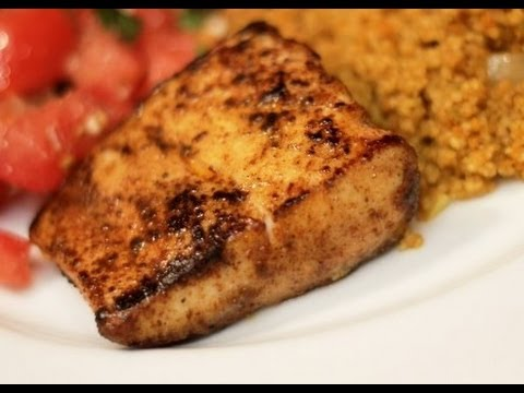 Blackened Fish Recipe — easy spicy fish dish