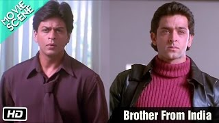 Brother From India - Movie Scene - Kabhi Khushi Kabhie Gham